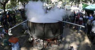 قدر حساء ينهي حياة طباخ عراقي
