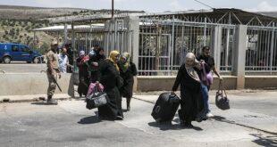 دراسة أكاديمية تركية: 65% من السوريين يرغبون بالعودة إلى بلادهم