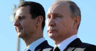 بوتين: سألت الأمريكيين من سيحل مكان بشار الأسد؟