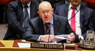مندوب روسيا: الوضع الراهن بإدلب يناسب زملاءنا بمجلس الأمن