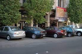 المواقف المأجورة في دمشق
