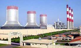 محطة توليد كهرباء الزارة