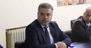 وزير المالية يرد على الصناعي الحلبي