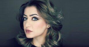 السورية لورين عيسى تحضر كفنها