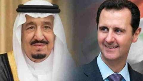 مسؤول سعودي يعلق على عودة العلاقات مع سوريا