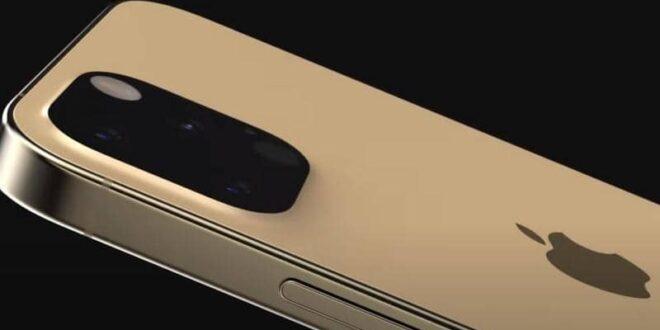 """""""آيفون 13"""".. شاشات عرض بتقنيات متطورة وكاميرا كبيرة"""