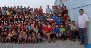 وفاة رب أكبر أسرة في العالم تاركا وراءه 38 زوجة و89 ابنا وابنة