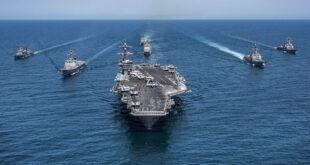 الأسطول الأميركيّ يستعدّ لهجوم مفاجئ إذا قرّرت الصين ضمّ تايوان!