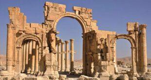 الخبراء الروس يستعدون لترميم تدمر السورية