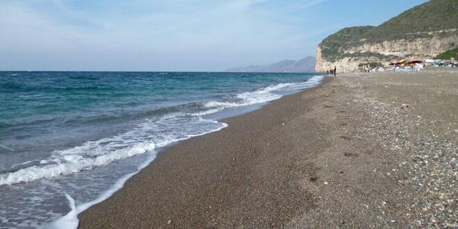 حادثة غريبة لطبيب سوري.. سقوط حجر عليه خلال استلقائه على الشاطئ باللاذقية!