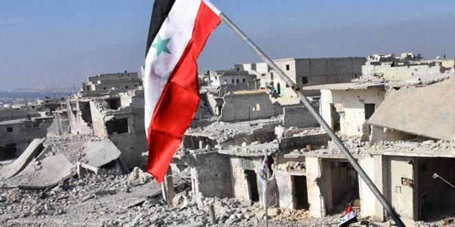 السفير الإيراني في دمشق: إيران وروسيا ستحظيان بالدور الأكبر في إعادة إعمار سوريا