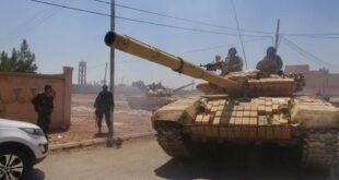 """الجيش السوري يحيد """"الأمير العسكري"""" لتنظيم """"القاعدة في بلاد الشام"""""""