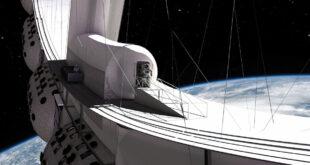 أغنى رجل في العالم يحقق حلم طفولته بالذهاب إلى الفضاء على متن صاروخ يملكه