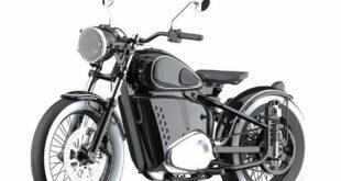 كلاشنيكوف تصنع دراجة نارية كلاسيكية بمحرك إلكتروني