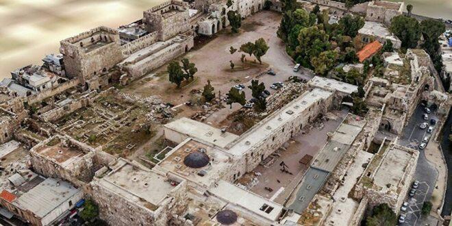 العلماء الروس يعملون على إنقاذ أقدم المعابد السورية... فيديو وصور