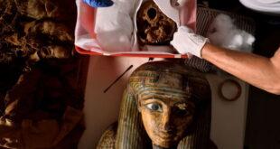 كبسولة زمن الفراعنة... ماذا تخفي هذه المومياء المصرية في إيطاليا؟