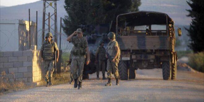 مقتل شاب سوري على يد الجندرما التركية