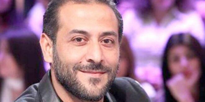 علاقة عبد المنعم عمايري بممثلة لبنانية