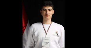 برونزية في الأولمبياد الآسيوي للمعلوماتية