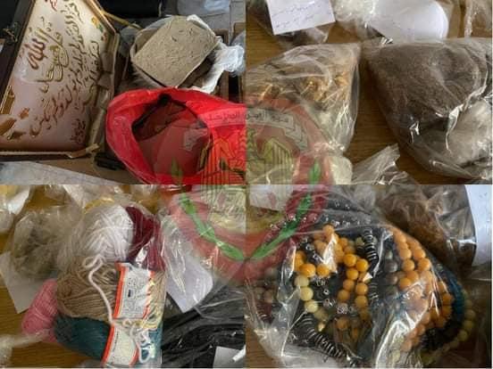 القبض على مشعوذ بريف دمشق