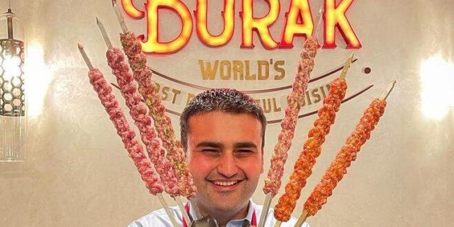 مطعم الشيف بوراك في دبي
