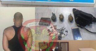 القبض على سارق منزل في ريف مصياف عن طريق بيعه المسروقات
