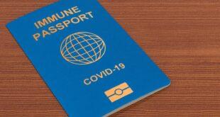 """البرلمان الأوروبي يوافق على استخدام جواز سفر للقاح """"كورونا"""""""