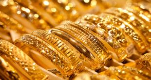 ارتفاع غرام الذهب في السوق المحلية