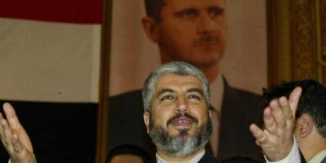 """حماس ـ إيران ـ سوريا: براغماتية.. و""""فرصة تاريخية""""!"""