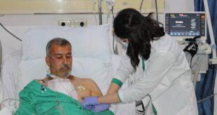 إجراء عملية قلب مفتوح في القامشلي