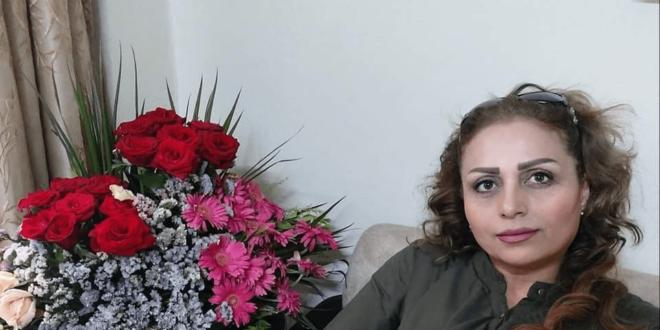 معلمة سورية تحصل على براءة اختراع