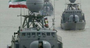 سفينتان بحريتان إيرانيتان تتوجهان إلى سوريا