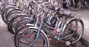 """الدراجات الهوائية..""""مركوب الفقير"""" أسعارها تصل إلى ١.٥ مليون في ريف دمشق !"""