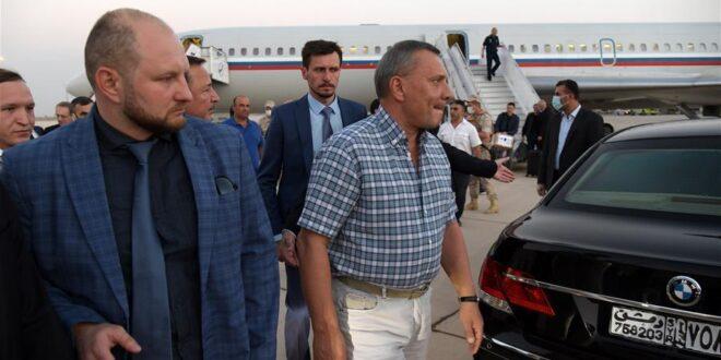 وفد روسي اقتصادي كبير يصل اليوم إلى دمشق