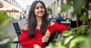 طالبة سورية تحصد العلامة التامة بشهادة الثانوية العامة في ألمانيا