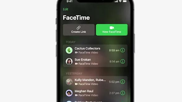خدمة FaceTime ستصل إلى الحواسب وأجهزة أندرويد عبر تطبيق على الويب