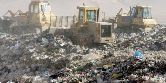 الحكومة السورية: دعوة لتحويل النفايات