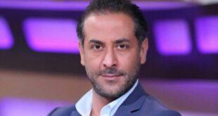عبد المنعم عمايري بصورة مع أطول رجل بسوريا