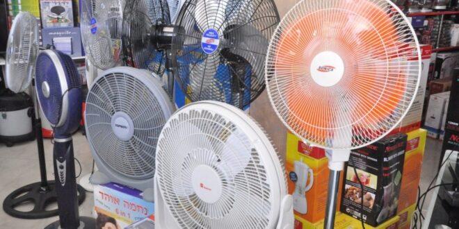 حرارة الصيف ترفع أسعار المراوح والتبريد بالمكيف أشبه بالحلم!