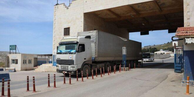 معبر باب الهوى والعدّ التنازلي لحل الأزمة السورية