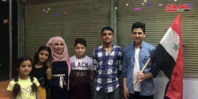 فريق سوري من القامشلي يحرز المركز الأول