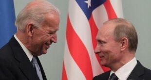 طلب قدَّمه «بوتين» لـ«بايدن» بخصوص سوريا.. ما هو ؟!