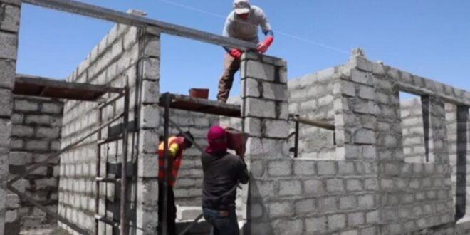 مشروع لإيواء 300 عائلة سورية بمساكن إسمنتية