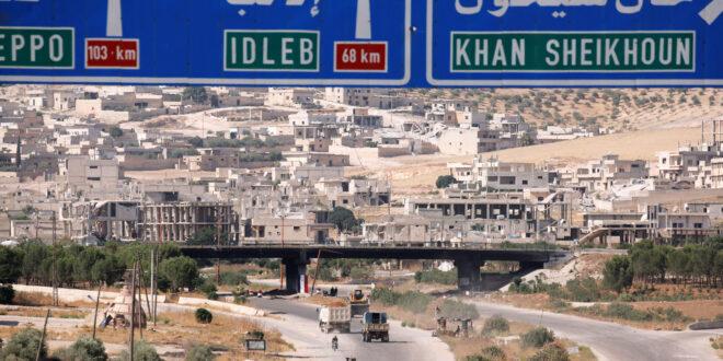 تحركات خطيرة في ادلب