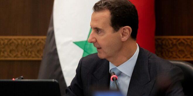 السفير السوري في موسكو: الرئيس الأسد