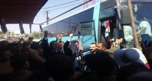 الإفراج عن عدد من معتقلي دوما بريف دمشق