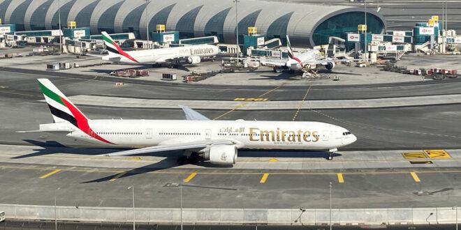 طيران الإمارات تتكبد خسائر بالمليارات