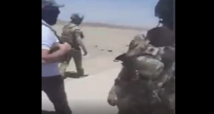 أهالي قرية تل المها بريف القامشلي