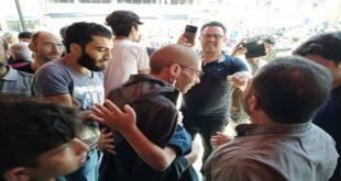الإفراج عن 32 معتقلاً من بلدة كفر بطنا في الغوطة الشرقية