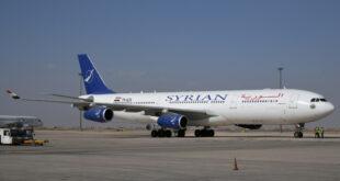 بيان من وزارة النقل السورية حول استئناف الرحلات الجوية إلى أبوظبي